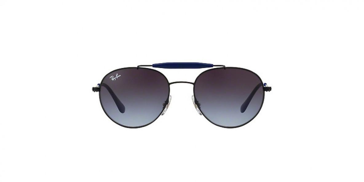 Ray-Ban 9542S 2678G 50 عینک آفتابی دخترانه پسرانه ریبن گرد