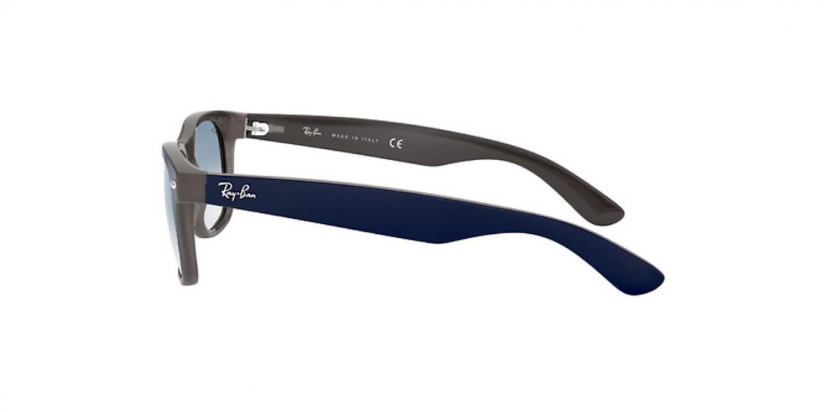Ray-Ban RB2132 63083F 52 عینک آفتابی زنانه مردانه ریبن نیو ویفرر مربعی