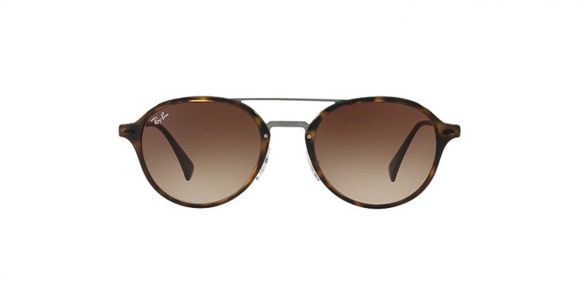Ray-Ban 4287S 071013 55 عینک آفتابی زنانه مردانه ریبن گرد