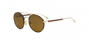 Boss Sunglass 886 J5G-HK 55عینک آفتابی مردانه زنانه هوگوباس گرد
