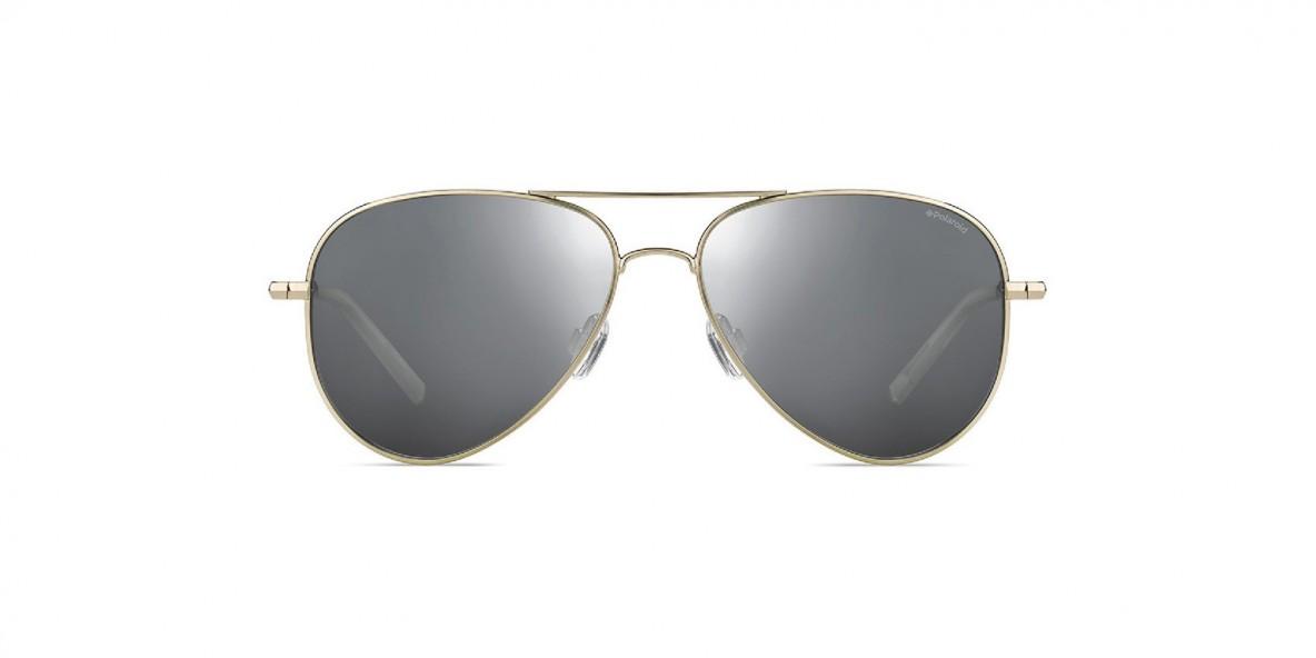Polaroid Sunglass 6012N J5GJB 56عینک آفتابی مردانه زنانه پولاروید خلبانی