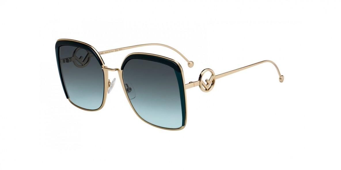 Fendi Sunglass 0294 1ED 58 عینک آفتابی زنانه فندی