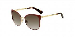 KateSpade Sunglass Genice LHFHA 57 عینک آفتابی زنانه کیت اسپید پروانه ای