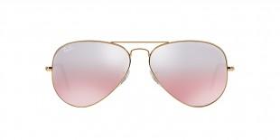 RB3025S 00013E 55 عینک آفتابی خلبانی ریبن