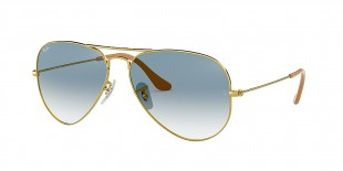 RayBan Sunglass 3025S 00013F 55
