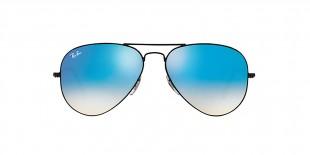 RayBan 3025S 00024O 58 عینک آفتابی مردانه زنانه ریبن خلبانی