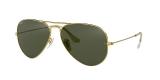 Ray-Ban 3025S 0L0205 58 عینک آفتابی خلبانی ریبن عدسی سبز