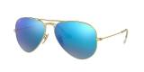 RayBan 3025S 011217 55عینک آفتابی خلبانی ریبن آبی سبز