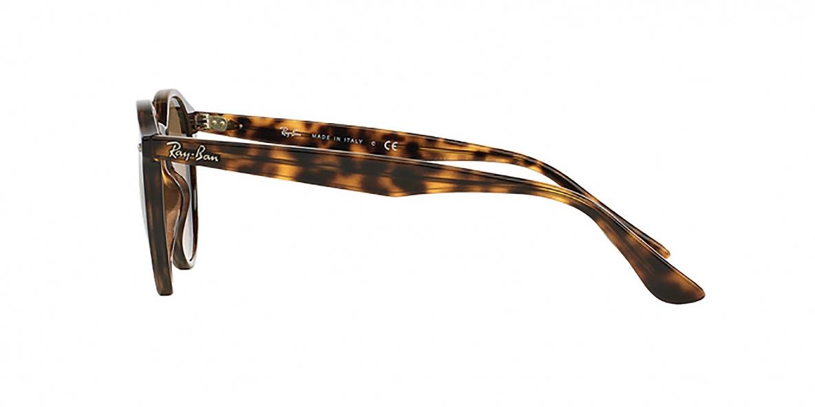 Ray-Ban RB2180 710/73 51 عینک آفتابی گرد ریبن قهوه ای هاوانا