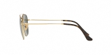 RayBan Sunglass 3557S 000001 عینک آفتابی مردانه ریبن مربعی54