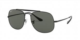 RayBan Sunglass 3561S 000258 57عینک آفتابی ریبن مدل 3561 مناسب آقایان با عدسی سبز پلاریزه