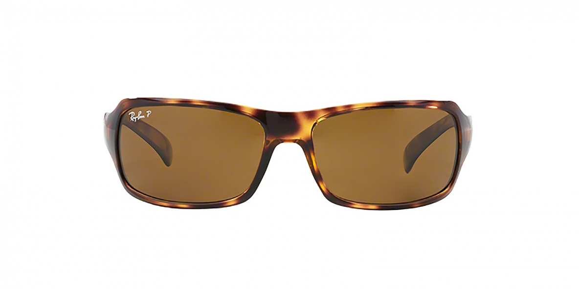 RayBan Sunglass 4075s 000642 61عینک آفتابی زنانه مردانه برند ریبن با عدسی های قهوه ای