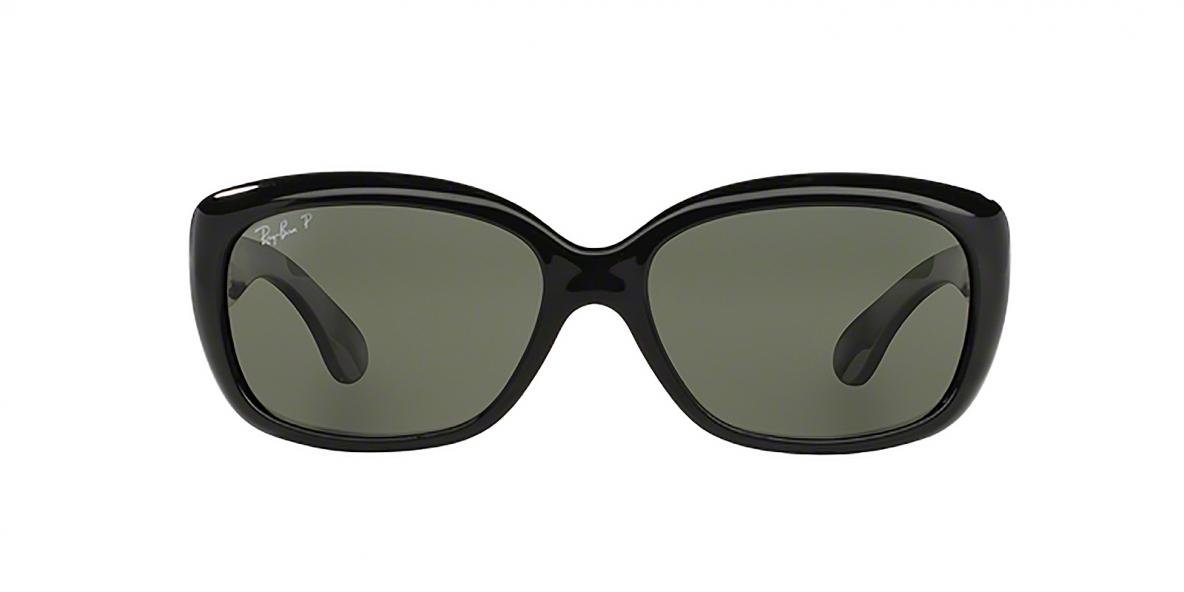 RayBan Sunglass 4101S 060158 عینک آفتابی زنانه ریبن مستطیلی58