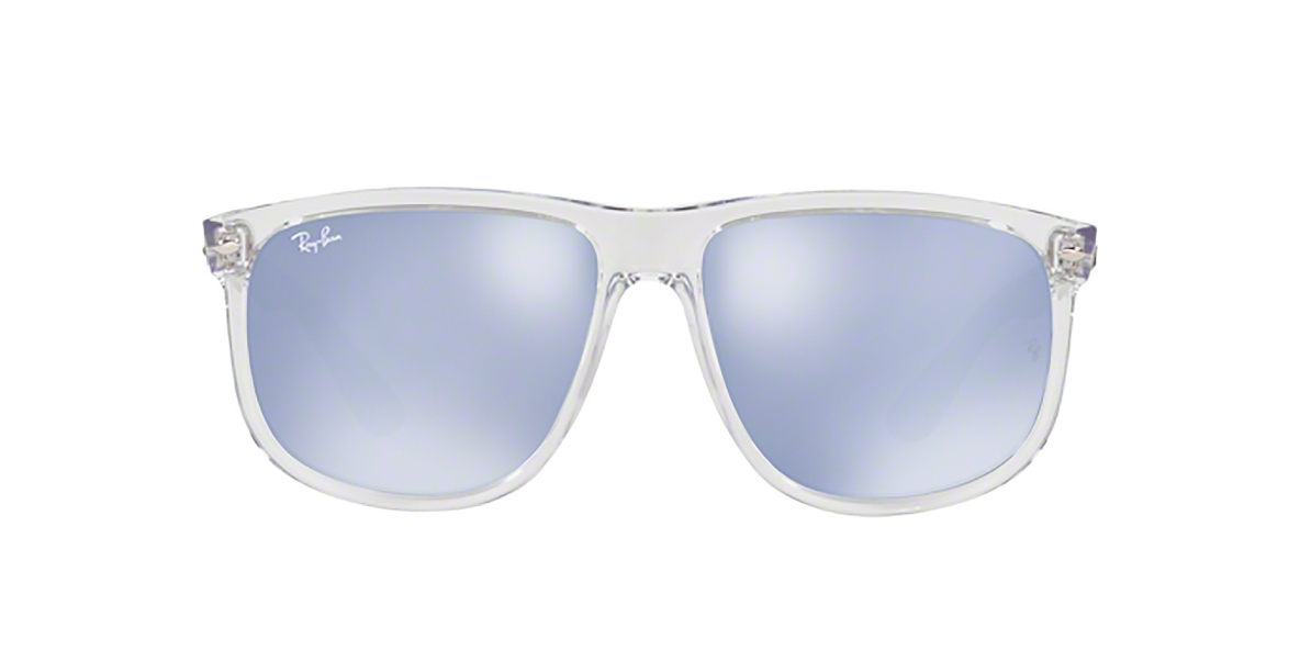 RayBan Sunglass 4147S 63251U 60عینک آفتابی مردانه برند ریبن با هدسی های سایه روشن دودی