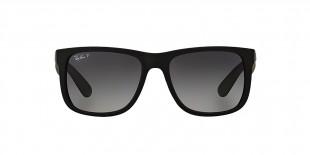 RayBan 4165S 0622T3 55 عینک آفتابی مردانه ریبن با عدسی های خاکستری سایه روشن