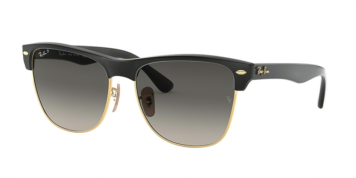 Ray-Ban 4175S 0877M3 57 عینک آفتابی ریبن مدل کلاب مستر با عدسی های پلاریزه