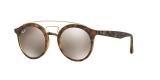 Ray-Ban 4256S 60925A 49 عینک آفتابی زنانه مردانه ریبن گرد