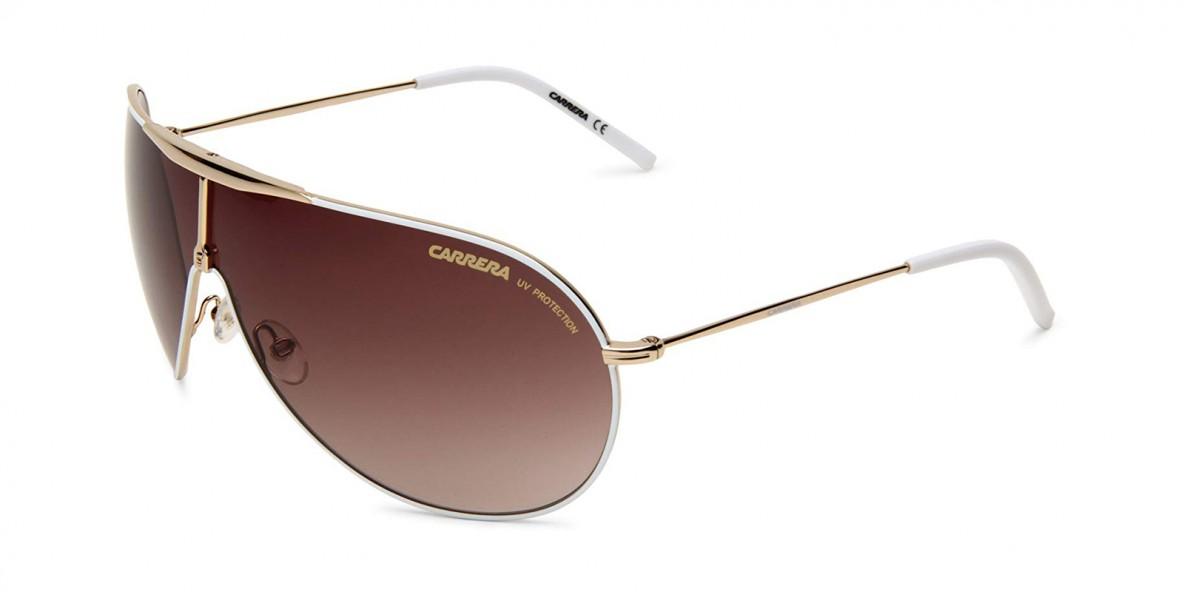 Carrera 18 WSC-JD عینک آفتابی کاررا مدل وینتیج رنگ طلایی