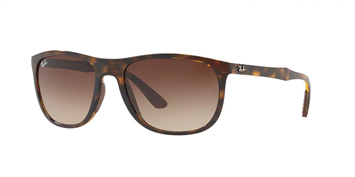 RayBan عینک آفتابی مردانه ریبن مستطیلی