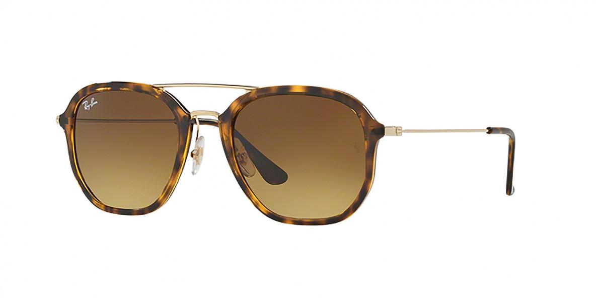 Ray-Ban 4273S 071085 52 عینک آفتابی زنانه مردانه ریبن مربعی