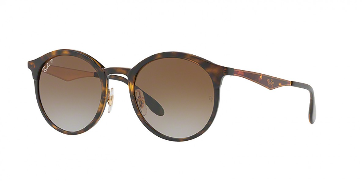 Ray-Ban 4277S 0710T5 51 عینک آفتابی زنانه مردانه ریبن گرد