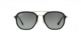 Ray-Ban 4273S 060171 52 عینک آفتابی زنانه مردانه ریبن مربعی