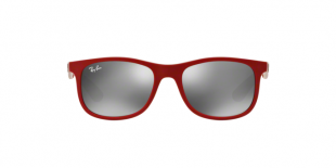 Ray-Ban 9062S 70156G 48 عینک آفتابی دخترانه پسرانه ریبن مربعی