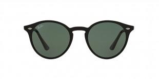 Ray-Ban RB2180 60171 51 عینک آفتابی زنانه مردانه ریبن گرد