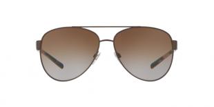 Burberry Sunglass 3084 1226T5 60عینک آفتابی زنانه بربری خلبانی