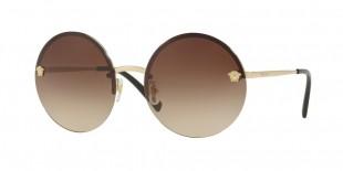 Versace 2176 125213 59عینک آفتابی زنانه ورساچه گرد