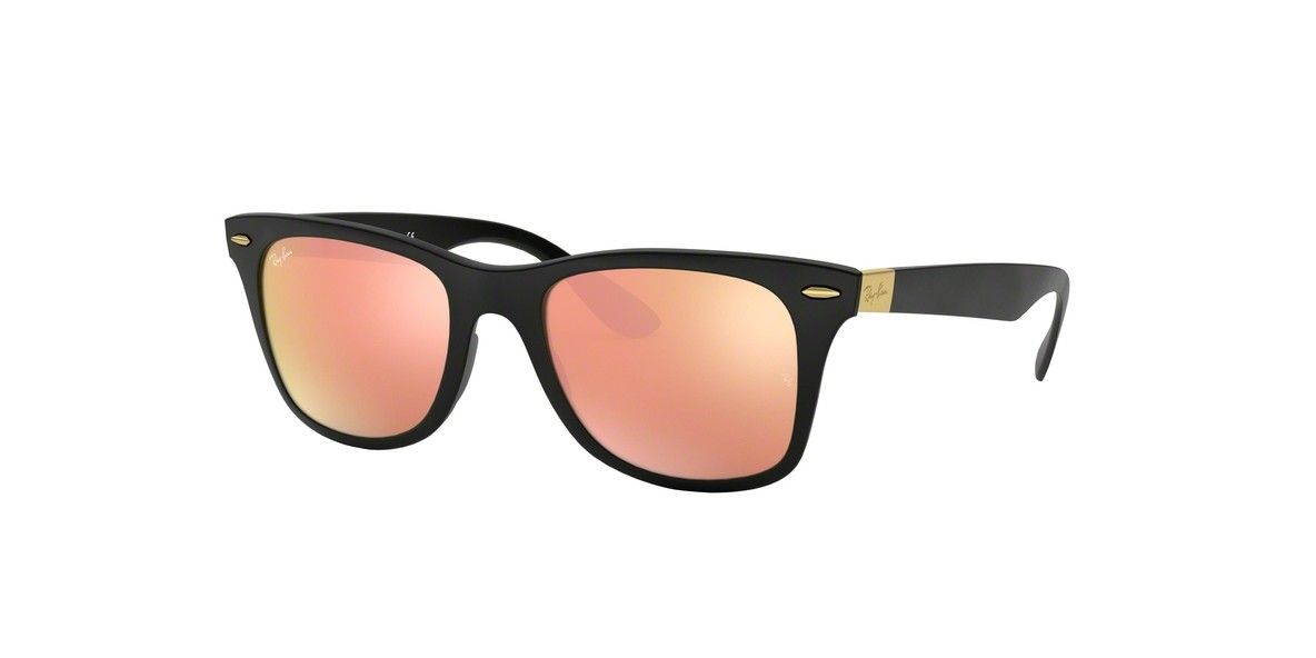 Ray-Ban 4195S 601S2Y 52 عینک آفتابی مردانه ریبن مربعی