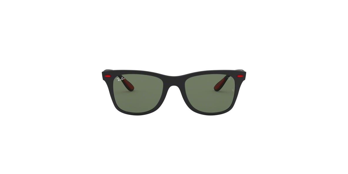 Ray-Ban 4195M F60271 52 عینک آفتابی مردانه ریبن مربعی