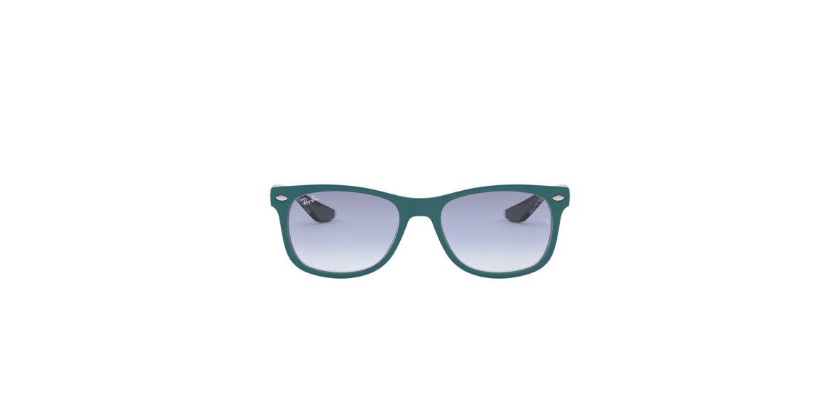 Ray-Ban 9052S 703419 48 عینک آفتابی دخترانه و پسرانه ریبن مربعی