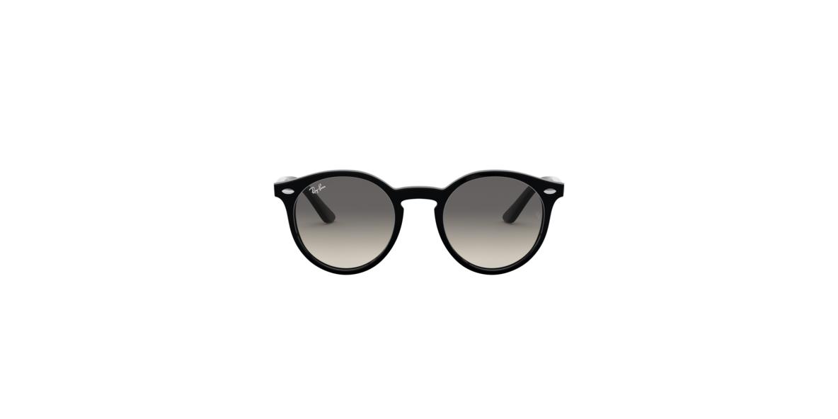 Ray-Ban 9064S 010011 44 عینک آفتابی دخترانه و پسرانه ریبن گرد