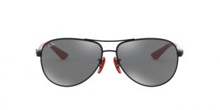 Ray-Ban 8313M F0096G 61 عینک آفتابی مردانه ریبن خلبانی