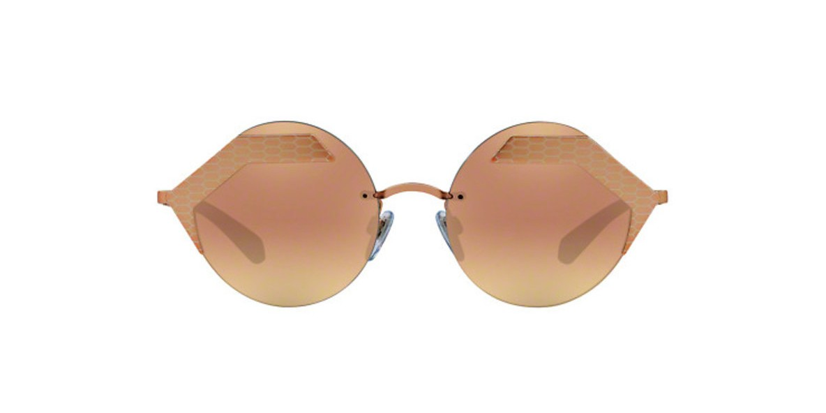 Bvlgari Sunglass 6089S 20134Z 55عینک آفتابی زنانه بولگاری خاص