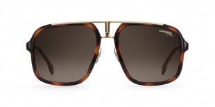 Carrera Sunglass 1004/S 2IK-HA 57عینک آفتابی مردانه کاررا مستطیلی