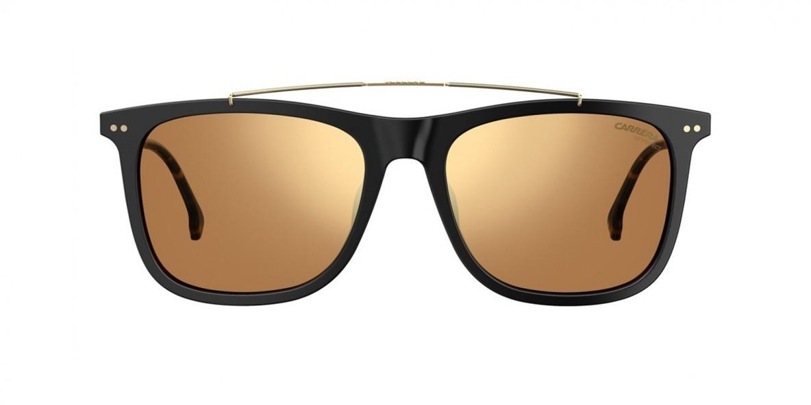 Carrera Sunglass 150/S 2M2-K1 55عینک آفتابی مردانه زنانه کاررا مستطیلی