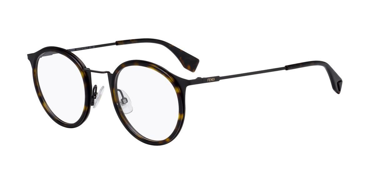 Fendi M0023 086 عینک طبی مردانه زنانه فندی