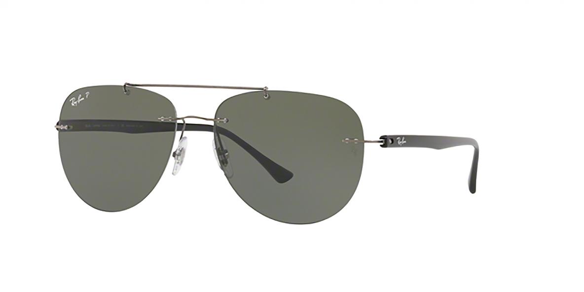 RayBan 8059S 00049A عینک آفتابی مردانه ریبن خلبانی