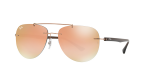Ray-Ban 8059S 0155B9 57 عینک آفتابی زنانه مردانه ریبن خلبانی