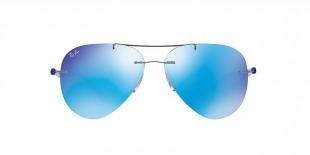 RayBan 8058S 000455 عینک آفتابی زنانه مردانه ریبن