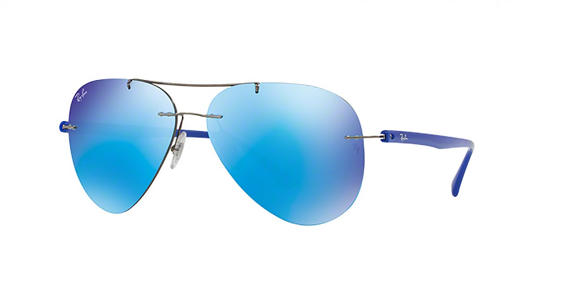 RayBan 8058S 000455 عینک آفتابی ریبن