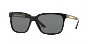 Versace Sunglass 4307 0GB187 58عینک آفتابی مردانه ورساچه مربعی