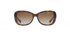 Vogue Sunglass 2943B W656T5 55عینک آفتابی زنانه وگ پروانه ای