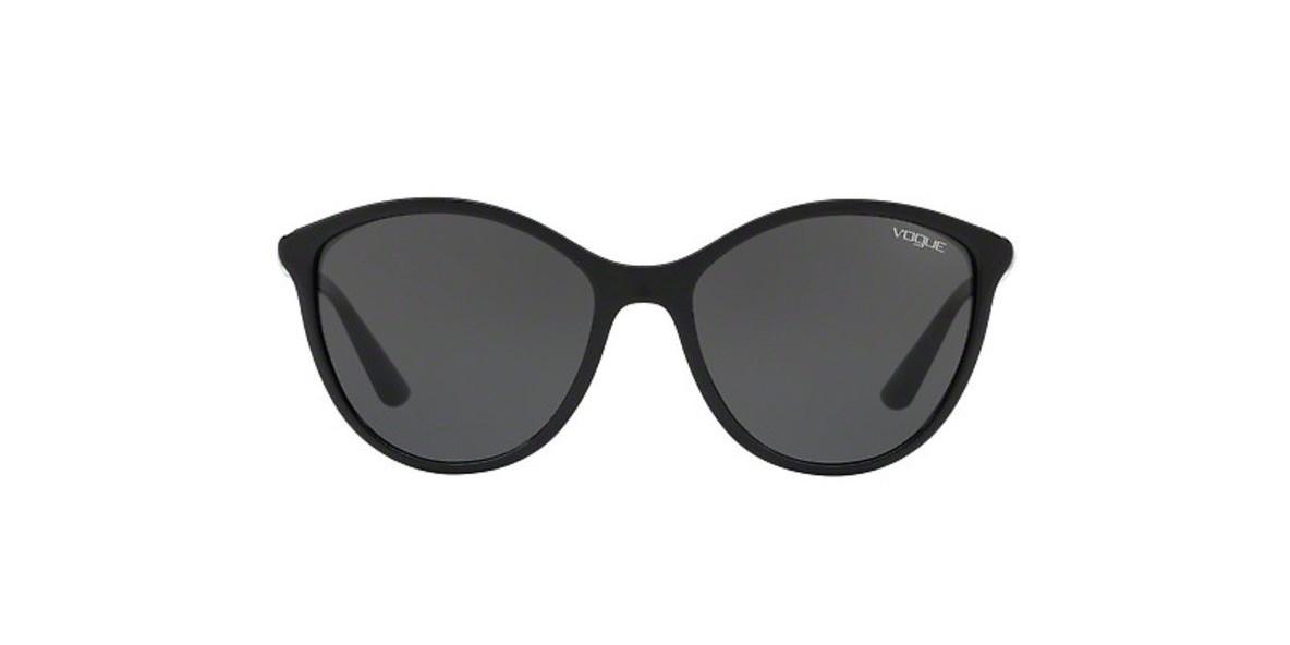 Vogue Sunglass 5165 0W4487 55عینک آفتابی زنانه وگ گربه ای