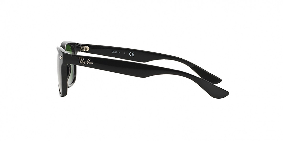 Ray-Ban 9052S 001002 47 عینک آفتابی کودکان ریبن مربعی