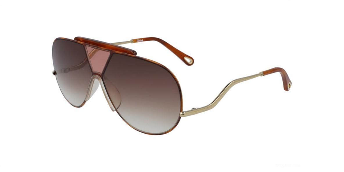 Chloe CE154S 213 عینک آفتابی زنانه کلویی گرد
