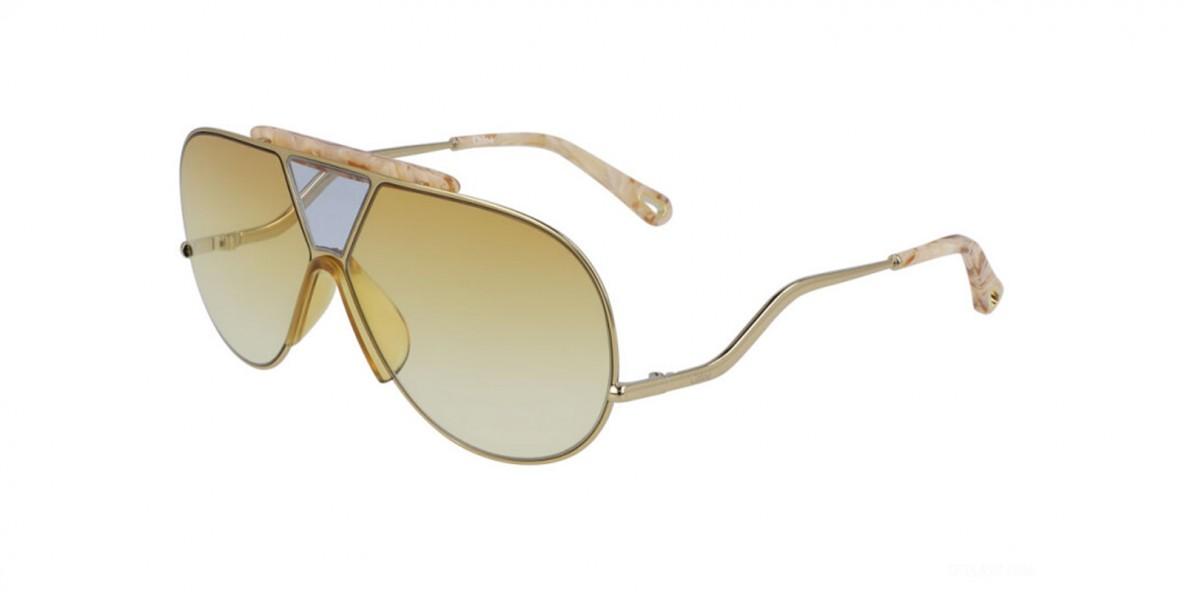 Chloe CE154S 821 عینک آفتابی زنانه کلویی گرد