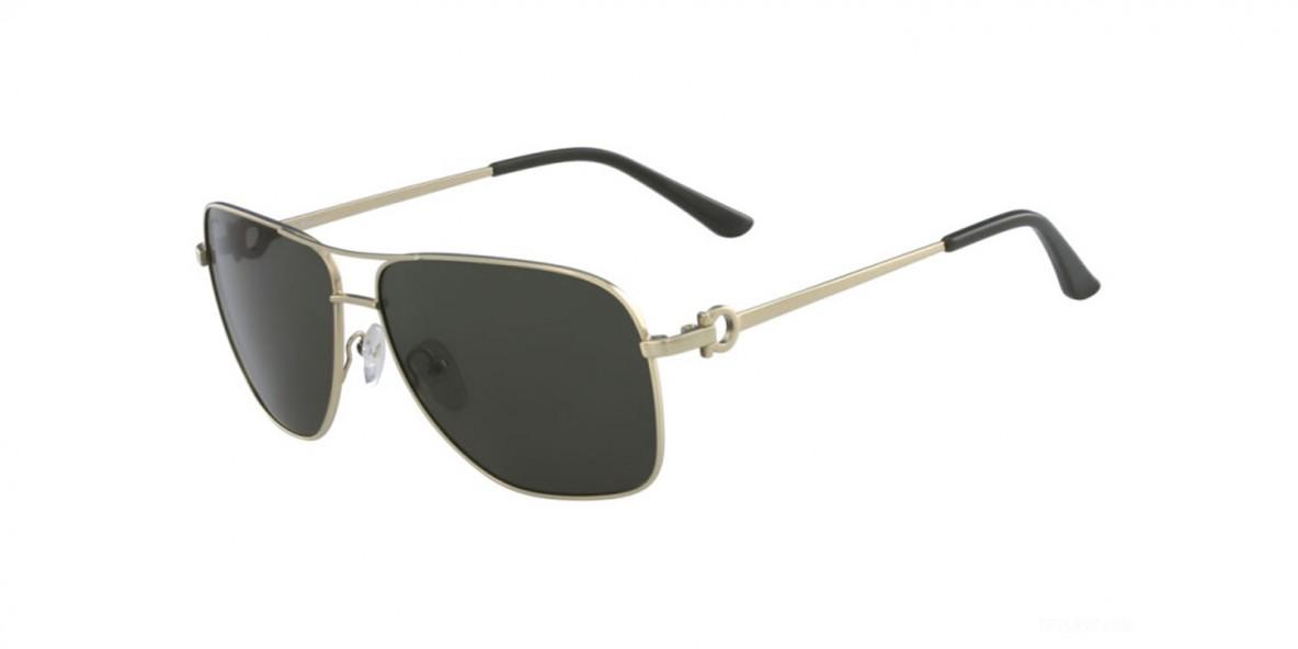 Salvatore Ferragamo SF170S 756 61 عینک آفتابی مردانه سالواتوره فراگامو مستطیلی